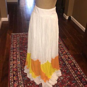 Free People Maxi Skirt Size M